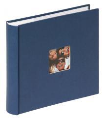 Walther Fun Album Memo Blauw - 200 Foto's van 10x15 cm