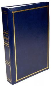 Focus Classic Line Album Blauw - 300 Foto's van 10x15 cm