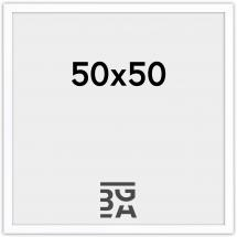 Artlink Amanda Box Wit 50x50 cm