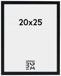 BGA Nordic Fotolijst Edsbyn Zwart 20x25 cm