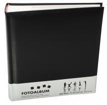 Estancia Estancia Album Zwart - 100 Foto's van 11x15 cm
