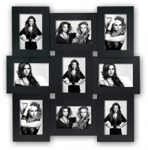 ZEP Vicenza Zwarte Collagelijst - 9 Foto's