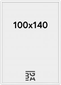 Artlink Fotolijst Amanda Box Acrylglas Wit 100x140 cm