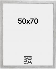 Estancia Elegant Box Grijs 50x70 cm