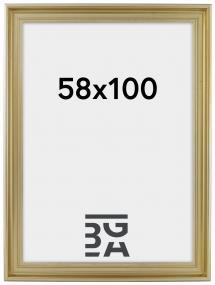 Ramverkstad Fotolijst Mora Premium Zilver 58x100 cm