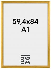 Galleri 1 Västkusten Goud 59,4x84 cm (A1)