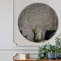 Incado Spiegel Prestige Oxidized 60 cm Ø