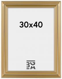 Focus Charleston Goud 30x40 cm