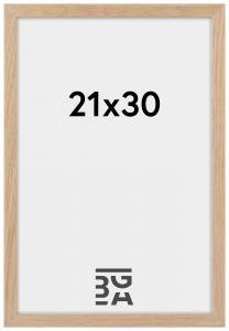 Focus Soul Plexiglas Eikenhout 21x30 cm