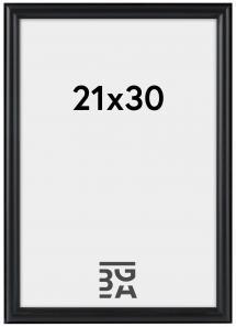 Artlink Line Zwart 21x30 cm
