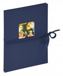 Walther Fun Leporello Blauw - 12 Foto's van 15x20 cm