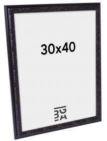 Artlink Nostalgia Zwart 30x40 cm