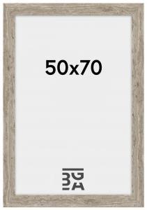 Walther New Stockholm Grijs 50x70 cm