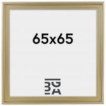 Ramverkstad Fotolijst Mora Premium Zilver 65x65 cm
