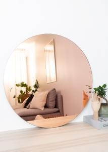 Incado Spiegel Premium Rose Gold 80 cm Ø