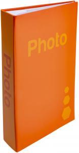 ZEP ZEP Fotoalbum Oranje - 402 Foto's van 11x15 cm