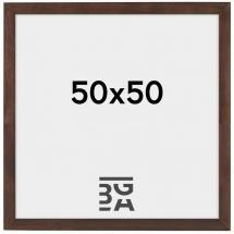 Estancia Stilren Acrylglas Walnoot 50x50 cm