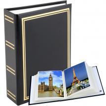 Focus Exclusive Line Minimax Album Zwart - 100 Foto's van 10x15 cm