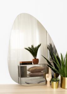 KAILA KAILA Spiegel Shape I Dark Bronze 70x100 cm