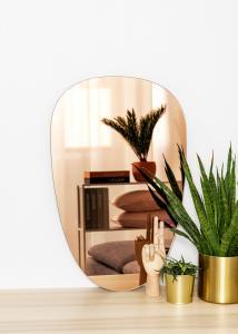 KAILA KAILA Spiegel Shape II Rose Gold 45x70 cm