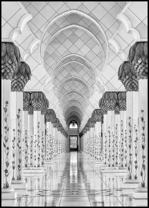 Bildverkstad Kind of Symmetry Poster