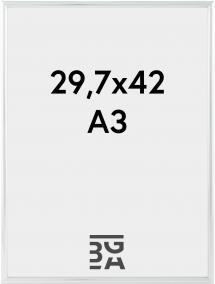Walther Fotolijst Galeria Zilver 29,7x42 cm (A3)