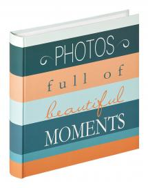 Walther Moments Photos - 30x31 cm (100 Witte pagina's / 50 bladen)