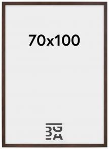 Estancia Fotolijst Stilren Acrylglas Walnoot 70x100 cm