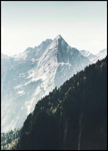 Bildverkstad High Mountain Poster