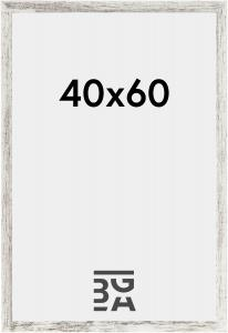 Walther Fotolijst Fiorito Washed White Oak 40x60 cm