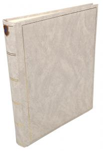 Henzo Henzo Basic Line Fotoalbum Wit - 30x36 cm (80 Witte pagina's / 40 bladen)