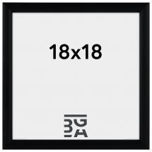 Estancia Fotolijst Newline Zwart 18x18 cm