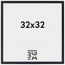 Galleri 1 Edsbyn Zwart 32x32 cm
