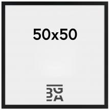 Artlink Amanda Box Zwart 50x50 cm