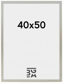 Edsbyn Zilver 40x50 cm