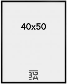 BGA Nordic New Lifestyle Zwart 40x50 cm