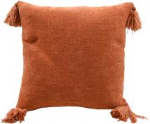 Miljögården Kussensloop Tassle - Oranje 45x45 cm