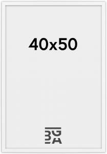 Galleri 1 Edsbyn Wit 40x50 cm
