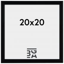 Estancia Fotolijst Newline Zwart 20x20 cm