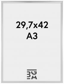 Walther Fotolijst New Lifestyle Acrylglas Zilver 29,7x42 cm (A3)