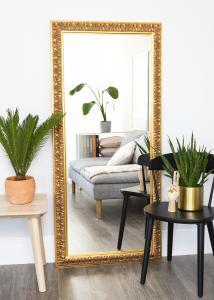 Bubola e Naibo Spiegel Baroque Goud 60x150 cm
