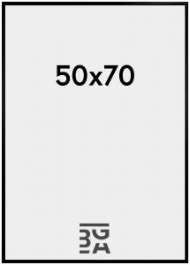 BGA Nordic New Lifestyle Plexiglas Zwart 50x70 cm