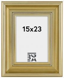 Ramverkstad Fotolijst Mora Premium Zilver 15x23 cm