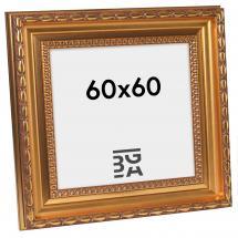 Ramverkstad Fotolijst Birka Premium Goud 60x60 cm