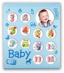 Zep Baby Galerij Blauw - 13 Foto's