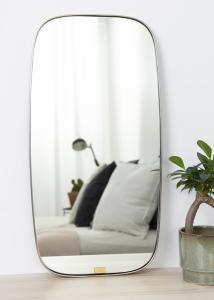 Hübsch Spiegel Square Metal 29x59 cm