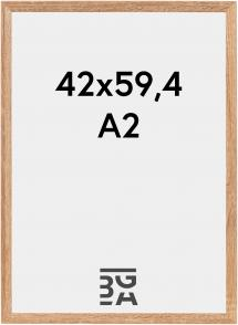 Walther Fotolijst Fiorito Licht Eikenhout 42x59,4 cm (A2)