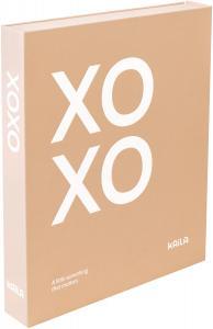 KAILA KAILA XOXO Pink - Coffee Table Photo Album (60 Zwarte pagina's)
