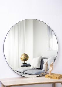 Artlink Spiegel Zwart 110 cm ø