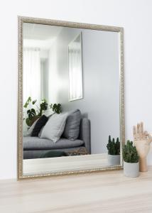Artlink Spiegel Nostalgia Zilver 50x70 cm